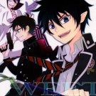 YBE38	Blue Exorcist	Doujinshi Sweet Devil	by Earthrun	Yukio, Rin	16 pages