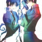 YBE47	Blue Exorcist		Doujinshi by Top Secret	Yukio, Rin  18 pages