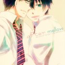 YBE48	Blue Exorcist	Doujinshi After mellow	by undersalt	Yukio x Rin