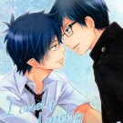 YBE58	Blue Exorcist	Lonely Lonely sweet home	18+ ADULT DOUJINSHI Yukio x Rin	34 pages