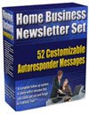 Home Business Newsletter Set
