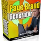 Page Brand Generator
