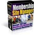 Membership Site Manager