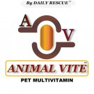 ANIMAL VITE ™ 2.2 lb Powder - Best / Advanced Pet Multivitamin Supplement for Dogs / Cats