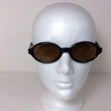 RALPH LAUREN 799S SUNGLASSES Brown Oval 135 49[]21 MADE IN ITALY