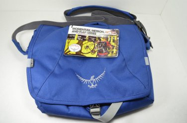 OSPREY SHOULDER BAG  FLAP MINI BLUE SMOKE NEW