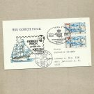 GERMANY SSS GORCH FOCK TRAINING SHIP POSTAL COVER 1981