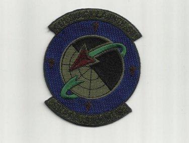 4th SPACE LAUNCH SQUADRON VANDENBERG CALIFORNIA UNIFORM PATCH BADGE