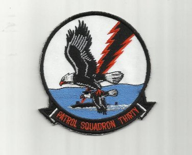PATROL SQUADRON THIRTY VP-30 MARITIME PATROL FLEET REPLACEMENT SQUADRON