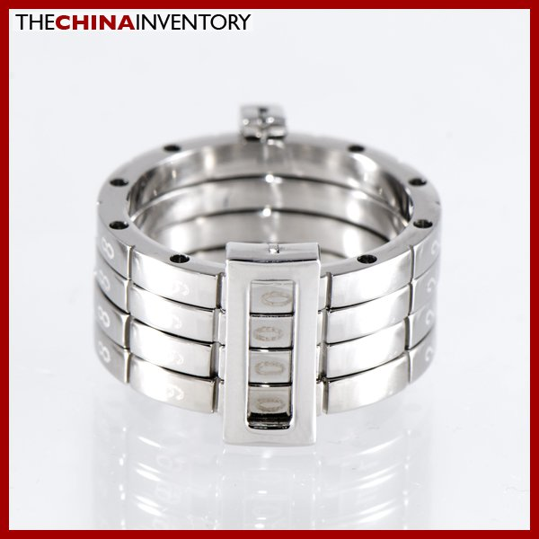 10MM SIZE 10 STAINLESS STEEL NUMBER LOCK RING R1005B