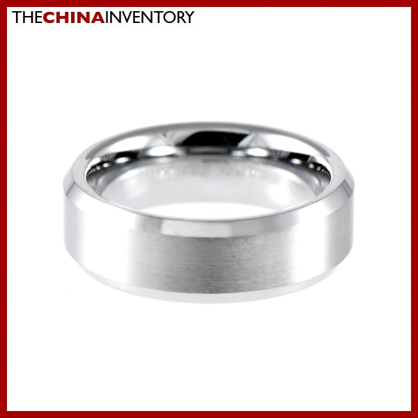 7MM SIZE 6 TUNGSTEN CARBIDE WEDDING BAND RING R1109