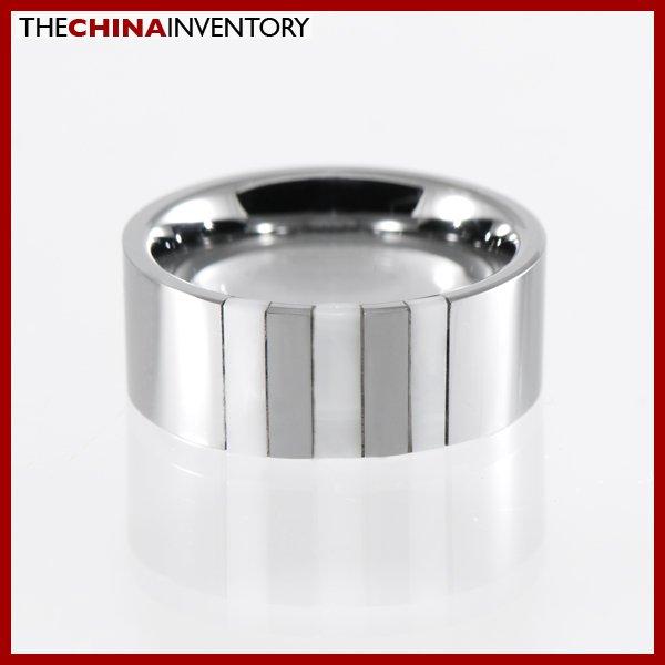 8MM SIZE 5.5 TUNGSTEN CARBIDE WEDDING BAND RING R1304