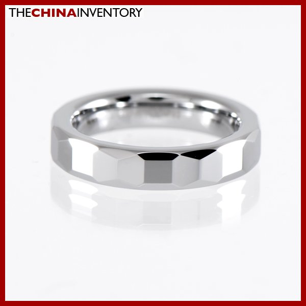 4MM SIZE 4 TUNGSTEN CARBIDE WEDDING BAND RING R1406