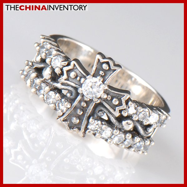 NEW GUY'S SIZE 7 925 STERLING SILVER RING SIL2309