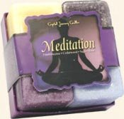 Meditation Candle Gift Set Collection