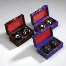 Ben Wa Balls /w Silk Box