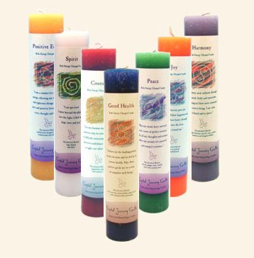 Chakra Energy Candles (Save 40%)