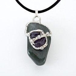 Wood Element Necklace