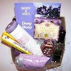 Blissful Bath, Blissful Sleep Gift Set