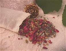 """Angel's Mist"" Herbal Bath Teas"