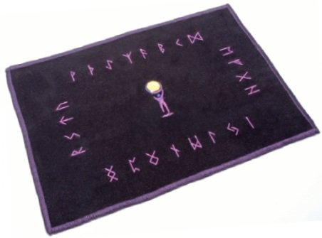 Exclusive Rune Casting Cloth