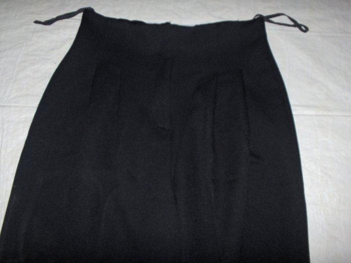 LA Belle fashions Black dress pants/slacks size 9