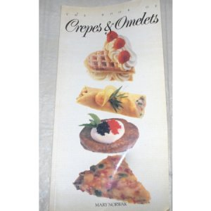 The Book of Crepes and Omelets-used 1998