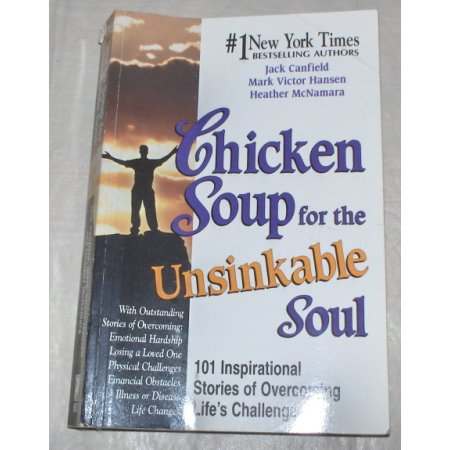 Chicken Soup for the Unsinkable Soul 1999-used