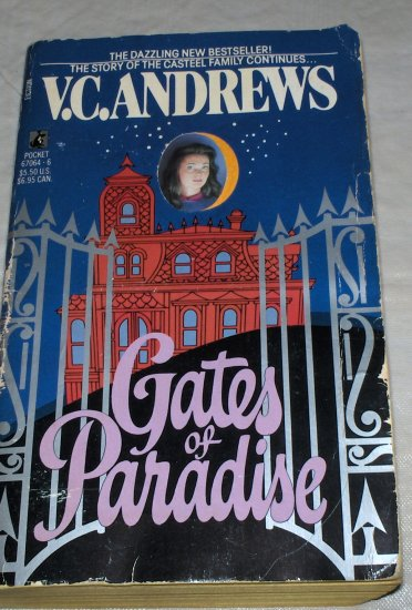 Gates of Paradise~V C Andrews ~Casteel series