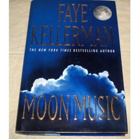 Moon Music~Faye Kellerman HC/DJ First Edition Book