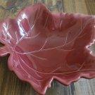 Autumn Maple Leaf Decorative Bowl by Harvest
