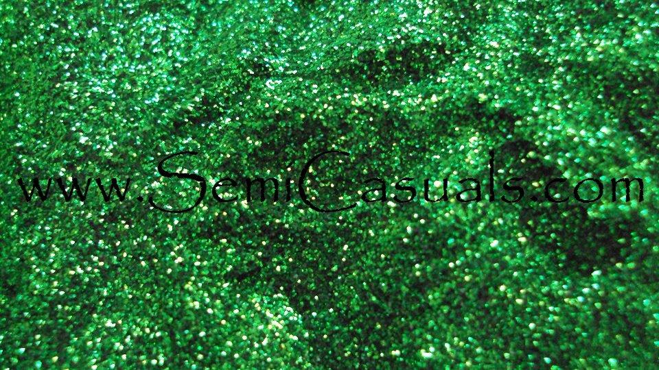ST. PADDY'S DAY GREEN 1/2 oz  GLITTER