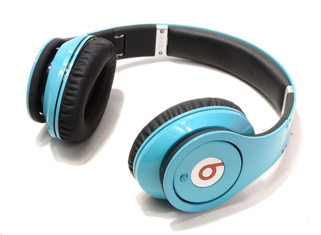 Beats blue Solo HD - Free Shipping to UK/US/AU - Best price on the net!!!