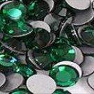 200 Emerald Rhinestones