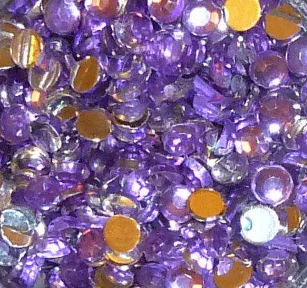 200 Light Purple Rhinestones