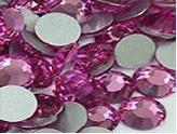 200 Rose Rhinestones