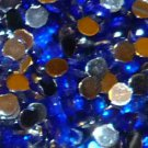 200 Royal Blue Rhinestones