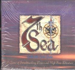 7th Sea Strange Vistas Booster Box