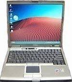 Dell Latitude D610, 2.0GHz, 40GB, SXGA, Office (D620, D600, D810)