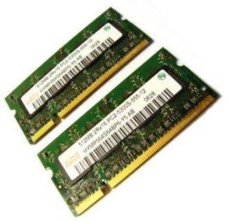 4GB MacBook 13, (PC2-5300 555-12 DDR2-667) (8)(512MB) RAM Memory
