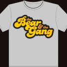"XL - Gray - ""The Bear and The Gang"" Boston Bruins T-shirt"