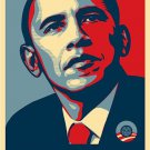 "XL - White - ""CLASSLESS"" anti - Barack Obama T-shirt"