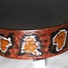 Collector's Snake Skin Designed Leather Bracelet I-188