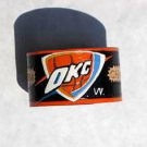 Collector's OKC Thunder NBA Leather Bracelet Item # 199