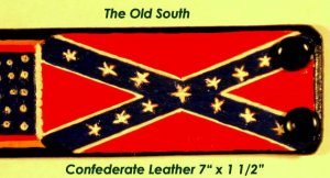 Collectors Old South Confederate Beacelet Item 212
