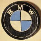 BMW Leather Roundel Diamond Cut Design (larger) Item 214