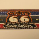 Route 66 Leather History Hand Carved Into Leather Item 222 221