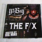 Ya Boy - The Fix (CD) [NEW] with Young Buck, Ms. Jade