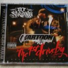 Kartoon - The 1st Driveby (CD) [NEW] 40 Glocc, Turf Talk