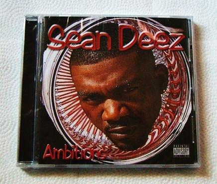 Sean Deez - Ambitions (CD) [NEW] Mitchy Slick PIRU BLOOD